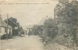 Dep - 68 - LEVAL Prés La Chapelle Sous Rougemont, Vue Du Village - France