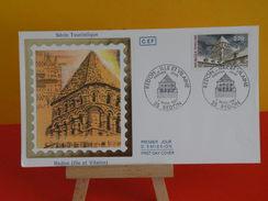 FDC > 1980-1989 > Redon La Tour Son Clocher - 35 Redon - 7.3.1987 - 1er Jour. Coté 1,80 € - FDC