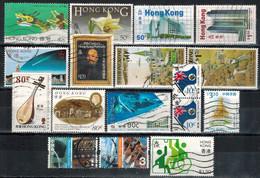 HONGKONG  Ab 1982 - Lot 17 X     Used - Hong Kong (...-1997)