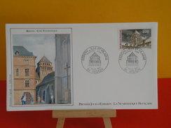 FDC > 1980-1989 > Redon La Tour Son Clocher - 35 Redon - 7.3.1987 - 1er Jour. Coté 1,80 € - 1980-1989