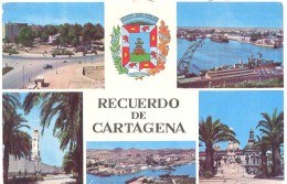 8/3 Cartagena Vistas - Murcia