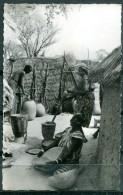 # - ZINDER - Un Intérieur De Case Haousssa - Niger
