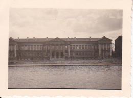 Foto Universitätsinstitut Lüttich - Pfingsten 1942 - 4*5,5 Cm (25474) - Orte