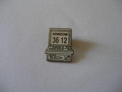 FRANCE TELECOM MINICOM 3612 - France Telecom