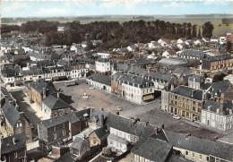 FAUVILLE EN CAUX - Place De La Mairie Et Vue Générale - CPSM Grand Format - Frankreich