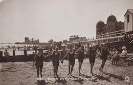 825 - Bathers On The Beach -  Bognor Regis - Bognor Regis