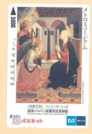 JAPAN  Prapaidkarte  - Malerei -Gemälde - - Pittura