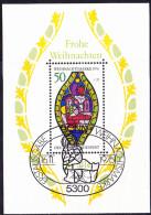 BRD FGR RFA - Weihnachten (Mi.Nr. Bl. 13) 1976 - Gest. Used Obl. - Blocks & Kleinbögen
