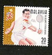 Malaisie Jeux Du Commonwealth Badminton