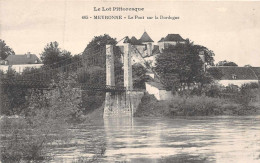 MEYRONNE - Le Pont Sur La Dordogne - France