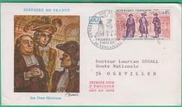 FDC -  Premier Jour - 1971 - Les Etats Généraux -  - N°1678 - FDC