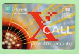 INTERCALL N°110 *** 15 Unites *** 520 Ex *** Neuve, Code Non Gratte *** (A100-P4) - Altre Schede Prepagate