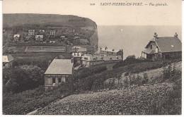 CPA - Saint Pierre En Port - Vue Générale - 200 - Fécamp