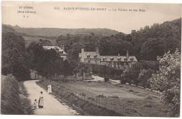 CPA - Saint Pierre En Port - Le Vallon Et Les Bois - N° 812 - Fécamp