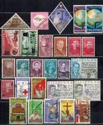 PHILIPPINEN 1960-1965 - Lot 27 Verschiedene   Used - Philippinen