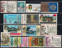 PHILIPPINEN 1966-1970 - Lot 14 Verschiedene   Used - Philippinen