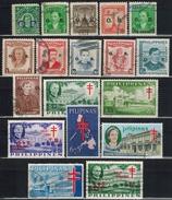 PHILIPPINEN - Dienst- Zuschlag Lot 18 Verschiedene  Used - Philippinen