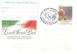 POPE JOHN PAUL PAPA GIOVANNI PAOLO II PAPIEZA JANA PAWLA Karol Wojtyla Joannes Paulus II - Italia