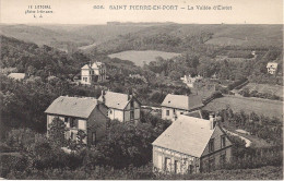 CPA - 76 - Saint Pierre En Port - La Vallée D'Életot - N° 606 - Fécamp