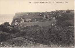 CPA - 76 - Saint Pierre En Port - Vue Générale Des Villas - N° 236 - Fécamp