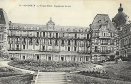Houlgate - Le Grand-Hôtel - Façade Sur La Mer - Collection A.D. - Hotels & Restaurants