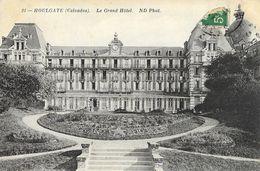 Houlgate - Le Grand-Hôtel - Façade Sur La Mer - Carte ND Phot N° 21 - Hotels & Restaurants