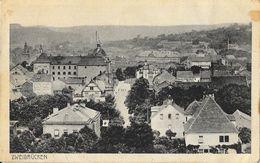 Zweibrücken - Vue Générale - Original Eigentum Gebr. Metz - Zweibruecken