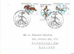 POSTMARKET  BELGICA - Verano 1976: Montréal
