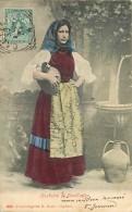 FOLKLORE -  COSTUME DE PAULILATINO - CAGLIARI - ITALIE - Costumi