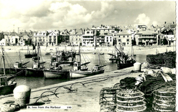 St.Ives. St Ives From The Harbour. - St.Ives