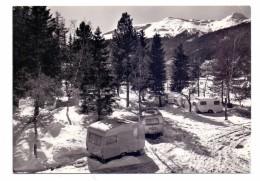 CH 7270 DAVOS PLATZ GR, Winter - Camping, Restaurant Waldhaus, Kl. Knick - GR Grisons