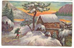 New Year, Neujahr - Christmas, Weihnachten,  1932. - Noël