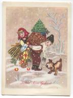 New Year, Neujahr - Christmas, Weihnachten - Noël