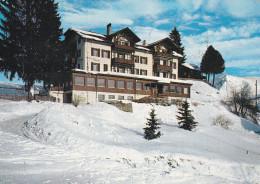 Suiza--Grisons--Tschertschen--Hotel Alpina----a ,Merlebach, Francia - Hoteles & Restaurantes