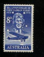 407815299 DB 1958 AUSTRALIE  POSTFRIS MINT NEVER HINGED  POSTFRISCH EINWANDFREI YVERT A11 - Ongebruikt