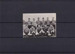 Football  Petite Carte Photo FC Seraing 1957-1958  DIVISION III B  Carte N° 34 - Non Classés