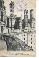 41 CHAMBORD N° 36 : Le Chateau, Sommet D'une Tour Du Donjon / CPA APvoyagée Sans Timbre / Liquidation - Chambord