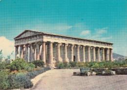 Grecia--Athenes--1982--Le Temple De Hephaistos  ( Theseion ) - Grecia