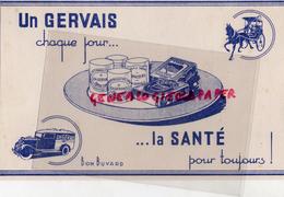 76 - VILLERS SUR AUCHY-GOURNAY EN BRAY- BUVARD CH. GERVAIS POUR LA SANTE - - Food