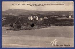 29 PLOMODIERN Lestrévet Les Bains, L'imposante Chaîne Du Ménez-Hom S'harmonise Agréablement Avec Falaises De La Côte - Plomodiern