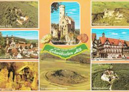 Lichestenstein--Luftaufnahmen Freiggeben Regierungsprasidium Tubingen - Liechtenstein