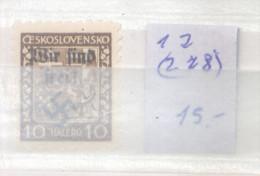 REICHENBERG - MAFFERSDORF 1938 MICHEL 12 (278) MNH TBE - Ocupación 1938 – 45
