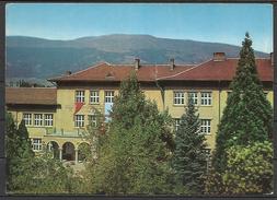 "Bulgaria,  Pirdop,  Elementary School  ""Todor G  Vlajkov"",  1974. - Bulgaria"