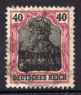 Memel 1920 Mi 6, Gestempelt [301016XIII] - Memelgebiet
