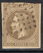 COLONIES GENERALES N°9 - Napoleon III