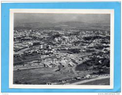 GUERRE D ALGERIE-carte F M -baconnier-vue Aérienne- TLEMCEN- -a Circulé En 1957 - Marcophilie (Lettres)