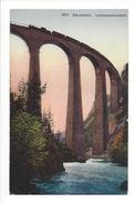 15797 -  Albulabahn Landwasserviadukt Train - GR Grisons