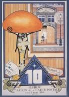 = 9ème Salon Carte Postale 1996 Par Association Cartophile De L'entre Deux Mers De Floirac, La Rentrée 1913 - Sammlerbörsen & Sammlerausstellungen