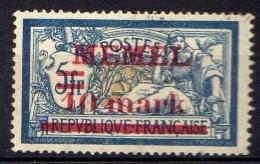 Memel (Klaipeda) 1920 Mi 32, Gestempelt [301016XIII] - Memelgebiet