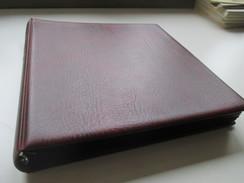 Bund 1991 - 2000 Im Dicken Ringbinder Mit 50 Seiten!! **/o Doppelt Gesammelt Sammlung Mit Hohem Katalogwert! Viele MH - Timbres